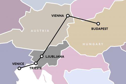 Treasures-map